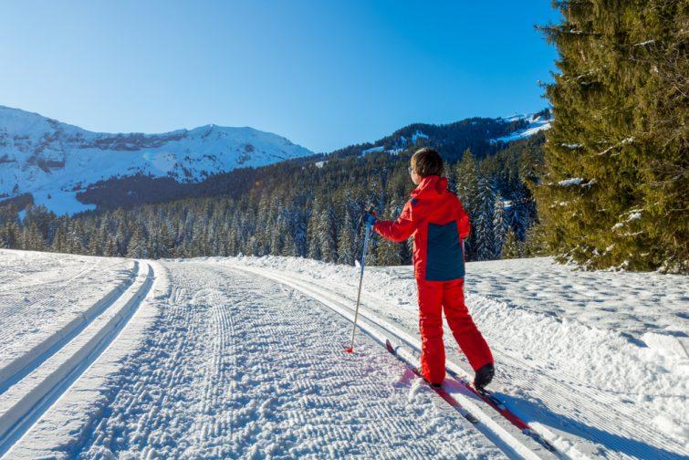 Ski megève