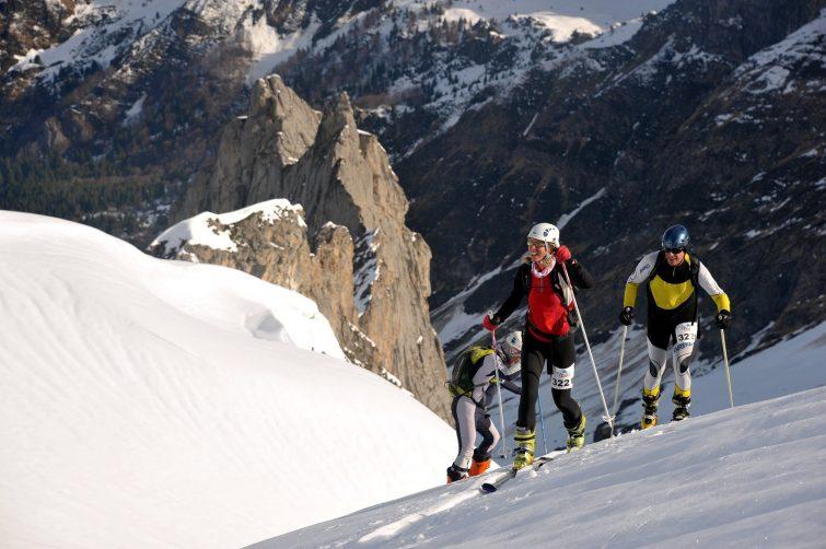 ski nordique activité outdoor à gourette