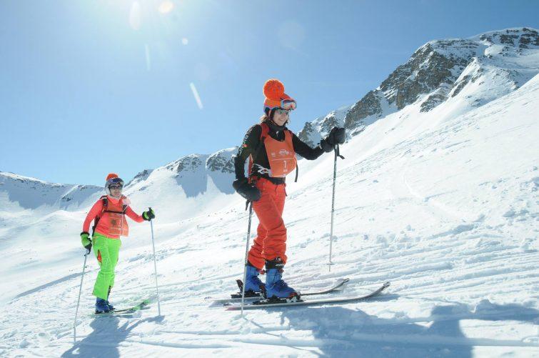 Ski nordique menuires