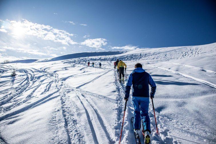 Ski randonnée la clusaz