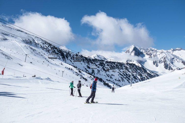 Ski Saint-Lary