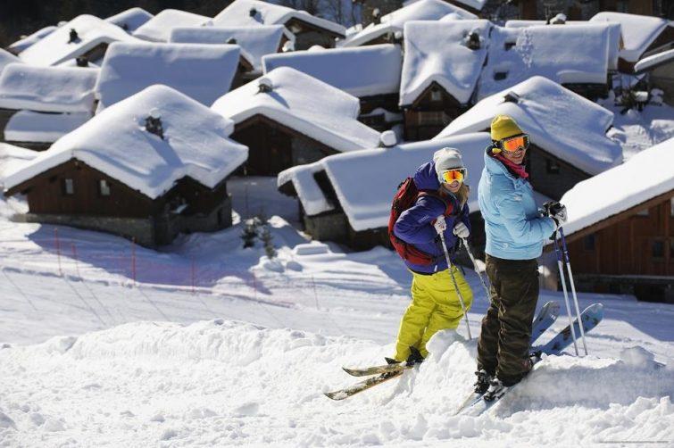 Ski sainte-foy-tarantaise