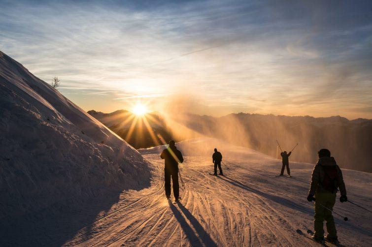 Ski en savoie