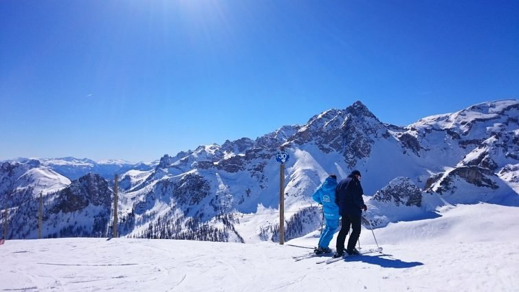 Ski Serre-chevalier