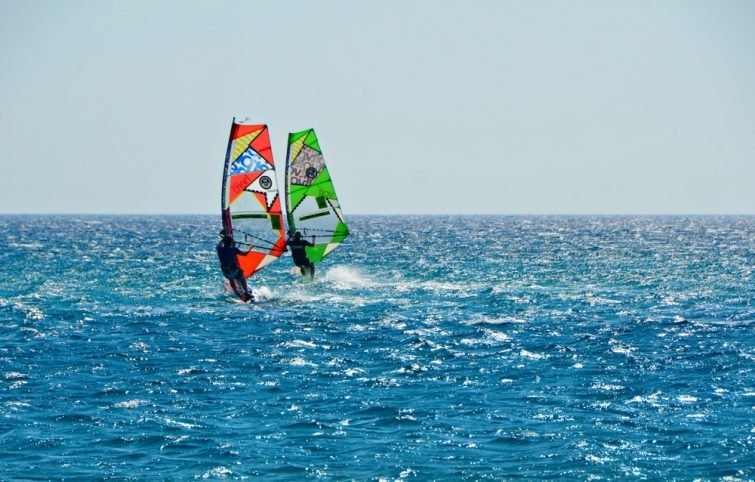 Sport nautique visiter Karpathos