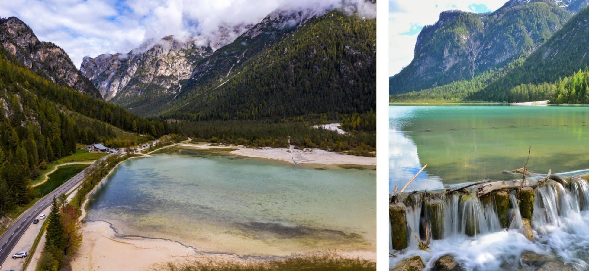 Lacs de Landro et Dobbiaco