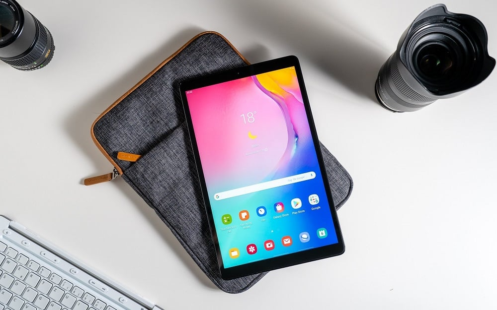 Une tablette à emporter partout