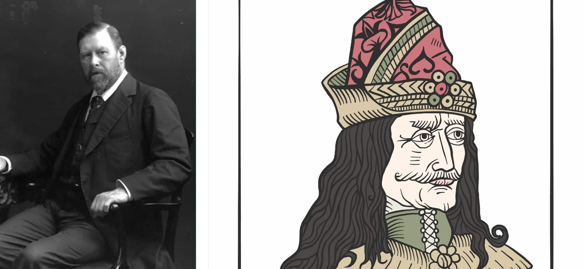 Bram Stoker et Vlad III L'Empaleur