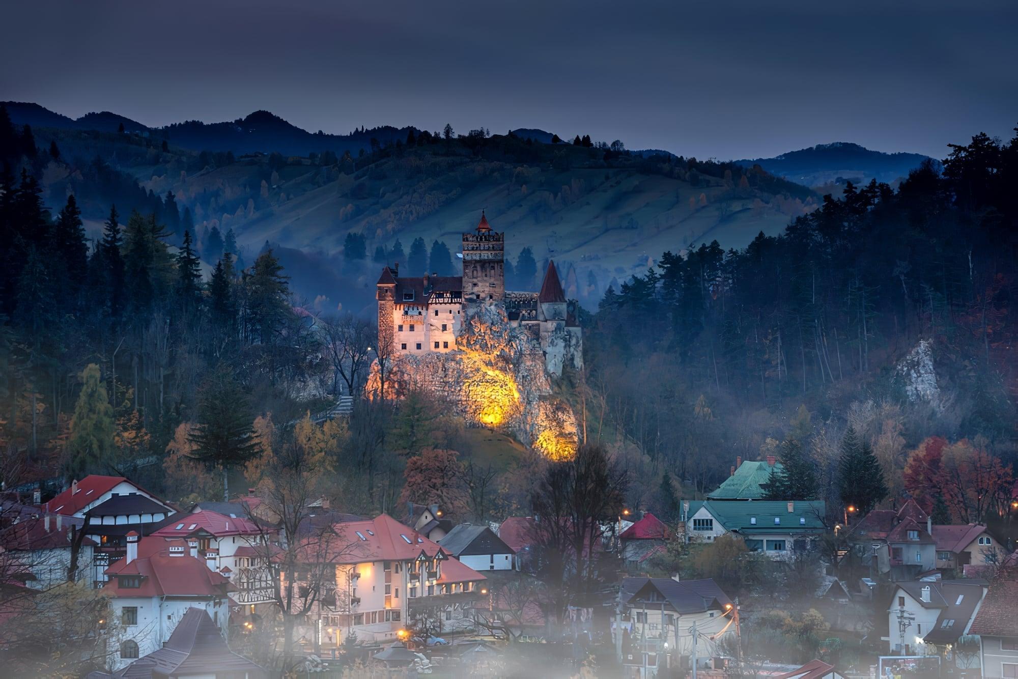 La Transylvanie, voyage au coeur de l'oeuvre de Bram Stoker