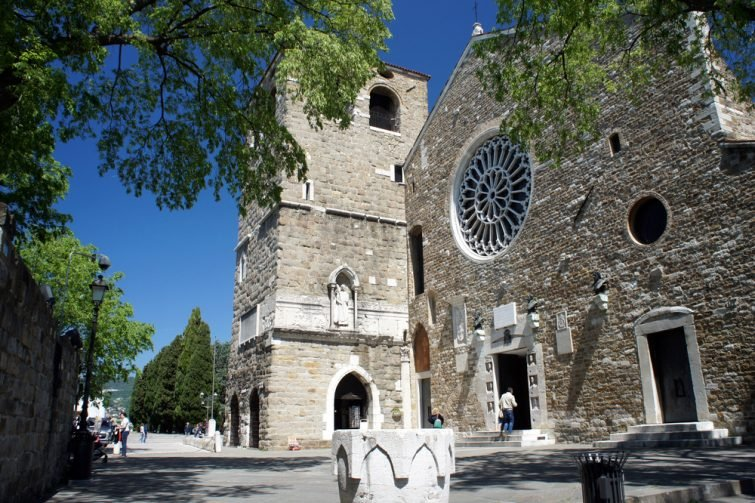 La Cathédrale de Trieste