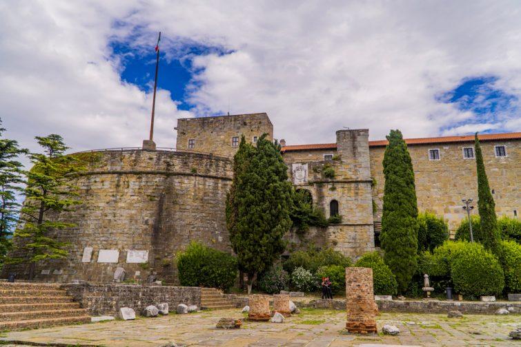 Le Castello San Giusto