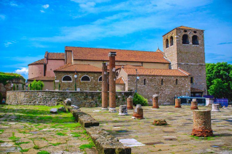 Le forum romain de Trieste