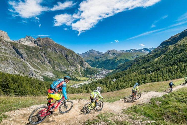 Activités outdoor à Val d'Isère