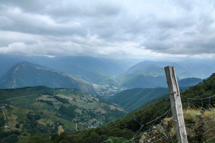 Vallée de l'Adour pays basque