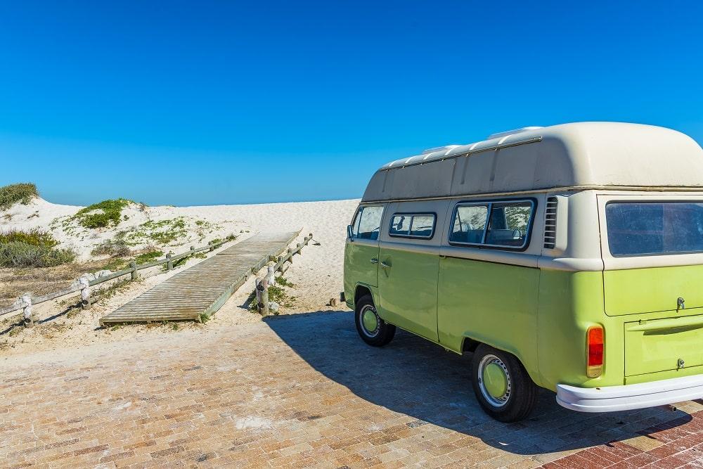 Une escapade en van ou camping-car