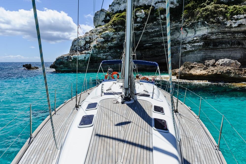 Voile Majorque - location bateau Majorque