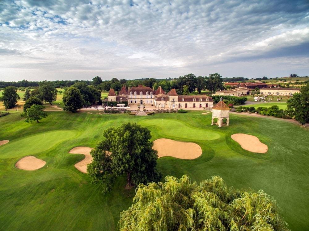 Un weekend sur le thème du golf