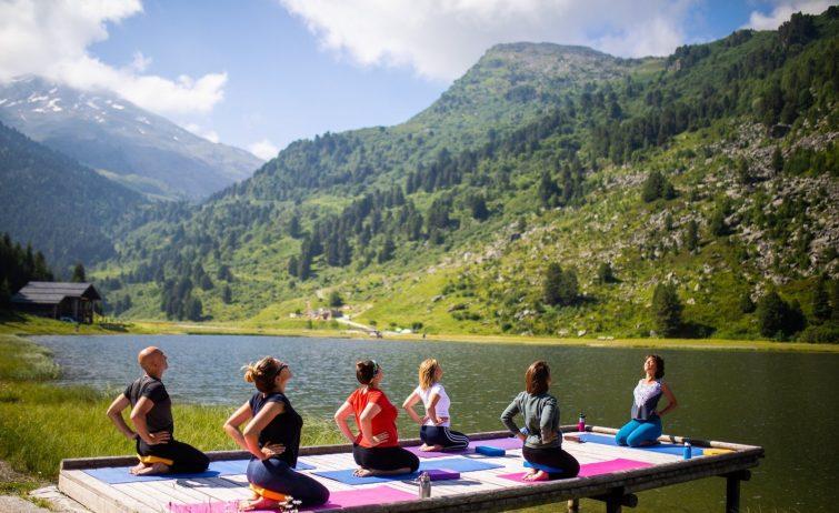 Yoga méribel
