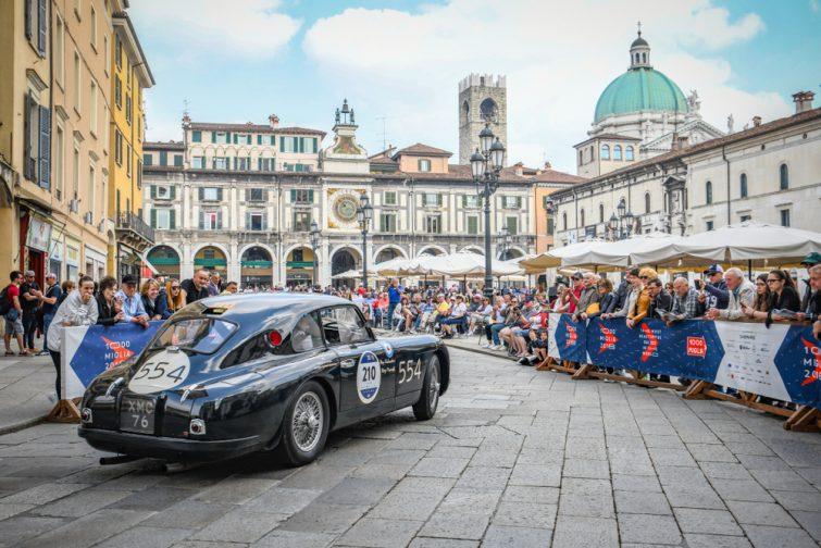 1000 Miglia visiter Brescia