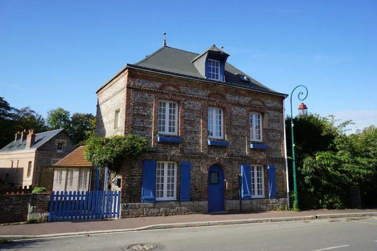Maison de charme dans un village typique normand - Airbnb Veules-les-Roses