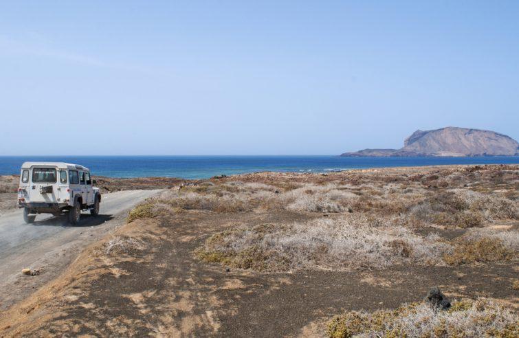 4x4 activité outdoor à Lanzarote