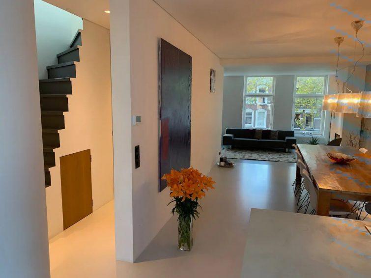 Cozy apartment in Kralingen close to City Center