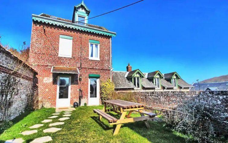 La Maison de Manon - 100m plage - vue mer :-) - Airbnb Veules-les-Roses