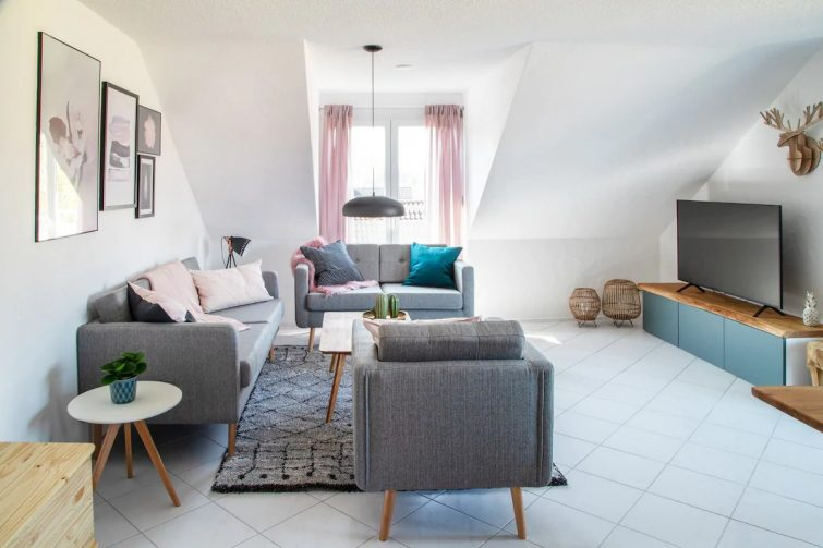 Sohana Lifestyle Apartment - Leilani's Home, Rust