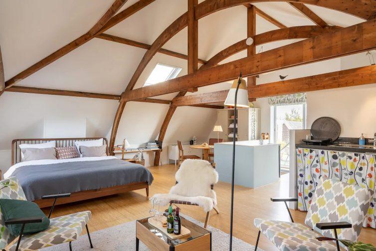 Studio SUIKER - Ruime design studio met terras
