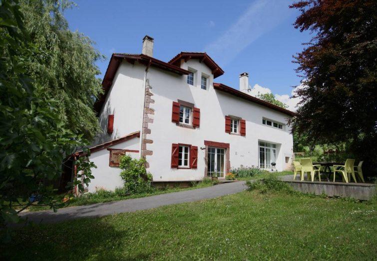 Gîte Xoriekin, 3ch, 6pers, Airbnb Saint-Jean-Pied-de-Port