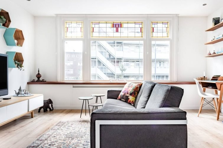 Beautiful Apartment with Influences from All over the World