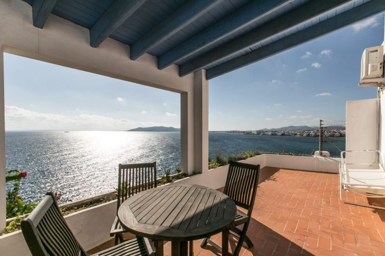 Villa with amazing views in Ibiza