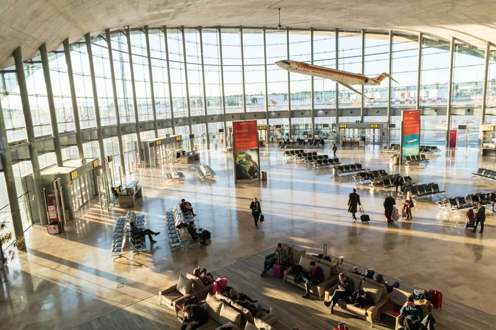 se déplacer à Valence - Aeroport Valencia