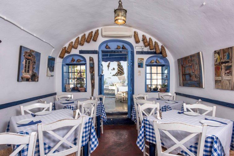 Aktaion Santorini - Εστιατόριο Ακταίον-restaurants-santorini