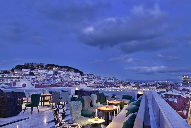 Altis Avenida Hotel-romantique-lisbonne