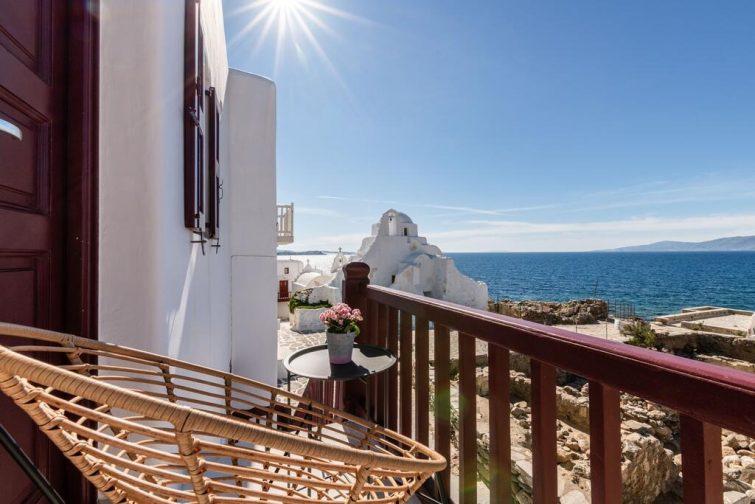 Appart'hôtel Sunset Paraportiani Rooms-meilleurs-hotels-mykonos