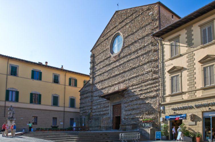 Basilique di Francesco Arezzo