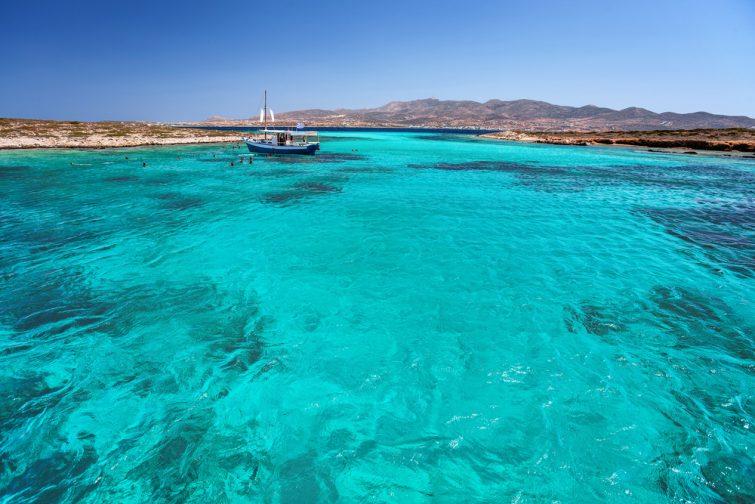 Blue Lagoon de Tigani