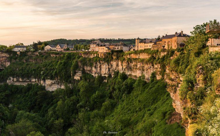 Canyon Bozouls