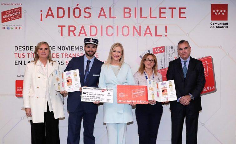Carte Multi Madrid