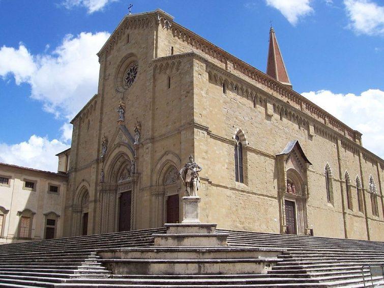 Cathedrale Arezzo