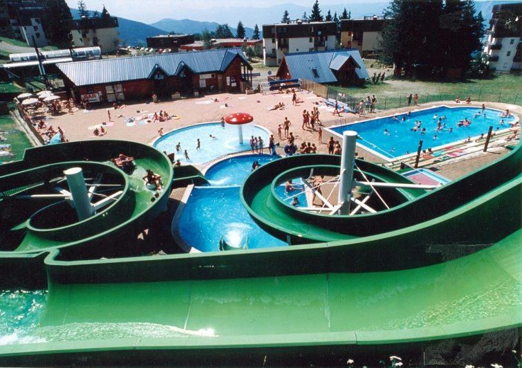 Centre aquatique de Prapoutel Les 7 Laux