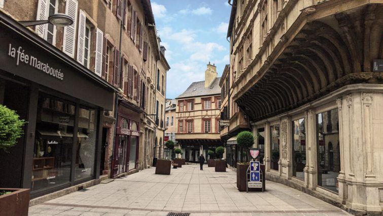 Centre-ville Rodez