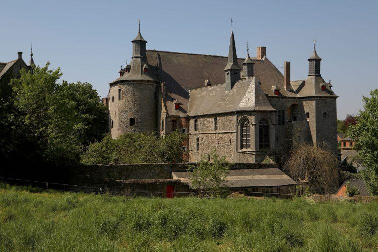 Château-Fort d'Ecaussinnes Lalaing
