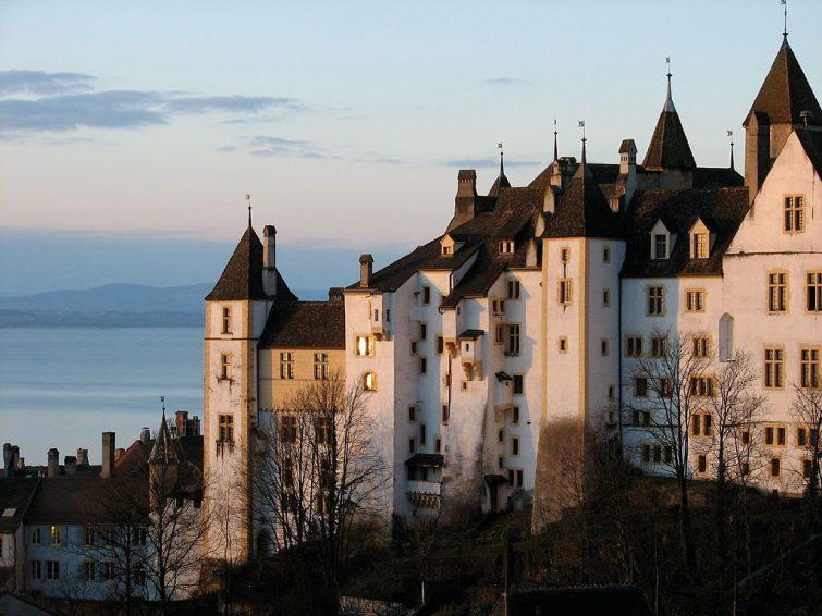 Chateau Neuchatel