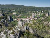 Cirque de Mourèze-occitanie