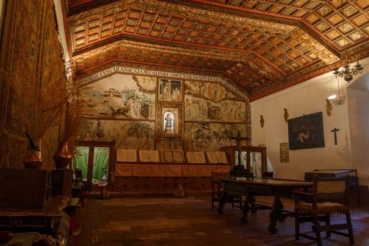 Couvent-musée de San Antonio el Real