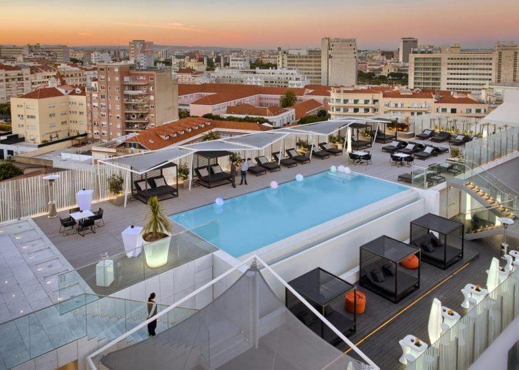 EPIC SANA Lisboa Hotel - hôtels-de-lisbonne