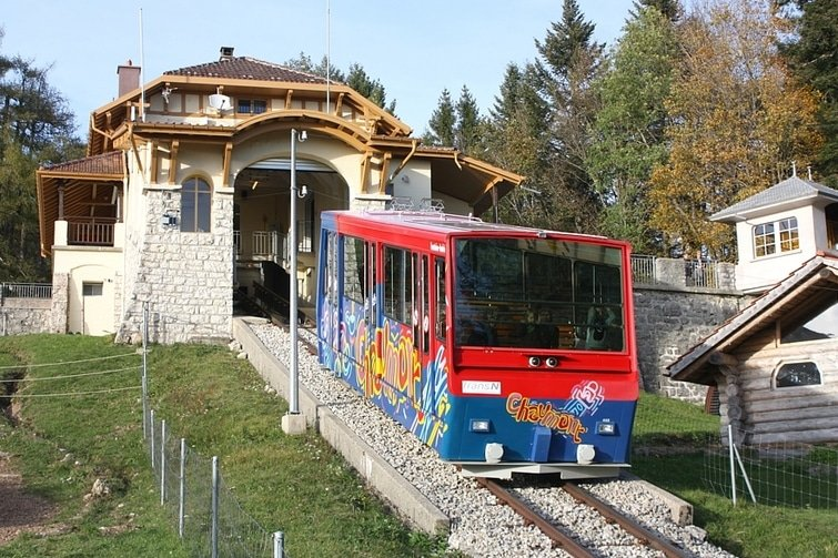 Funiculaire Neuchatel