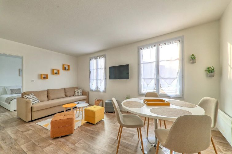Grand et élégant appartement proche de Disneyland Paris (Serris) – Welkeys